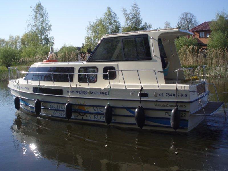 image Vistula Cruiser 30 S1