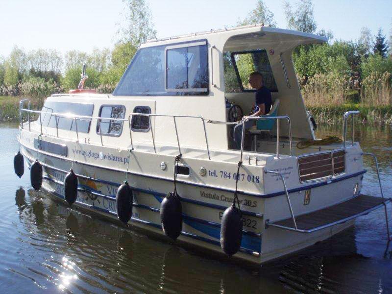 image Vistula Cruiser 30 S2