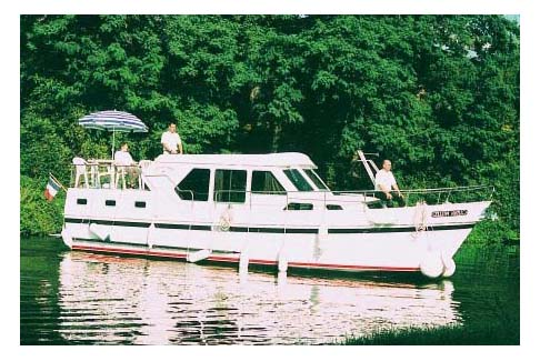 image  Linssen Yacht 36